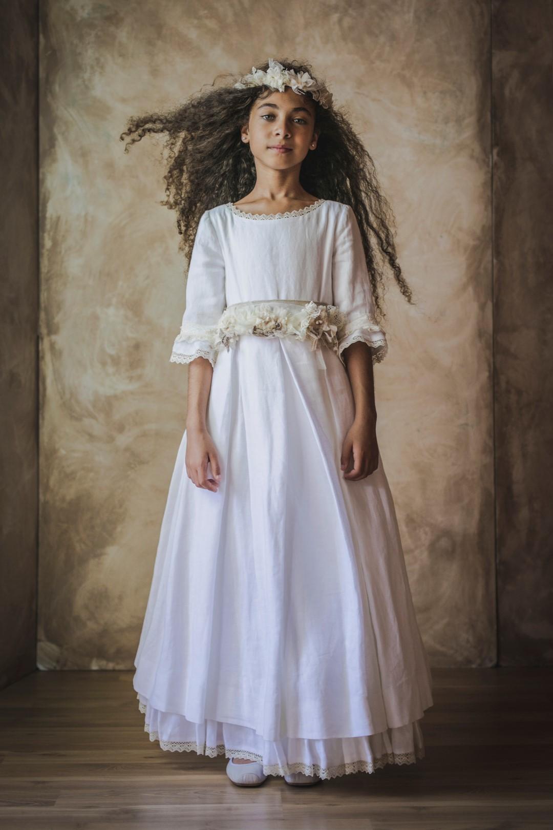 Vestidos de comunion nina outlet