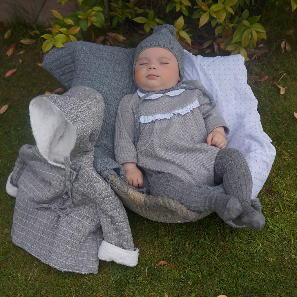 ropa de invierno para bebés