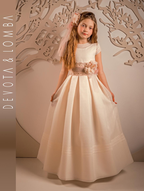 Nueva Colección Vestidos De Comunión Para Niñas 2019