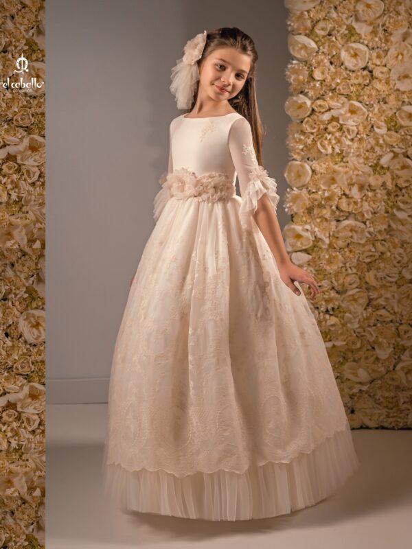 vestido de comunión niña 2019_6