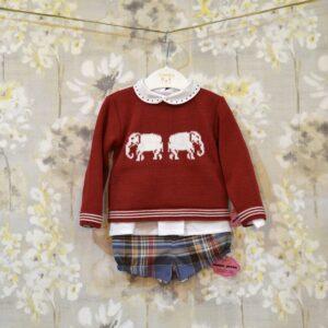 ropa de punto niño 3