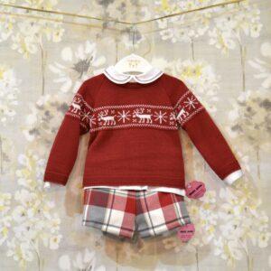 ropa de punto niño 4