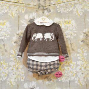ropa de punto niño 5