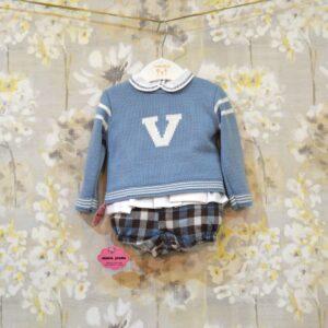 ropa de punto niño 6