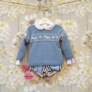 ropa de punto niño 7