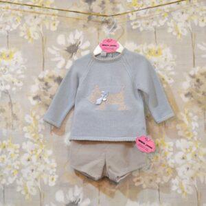 ropa de punto niño 14