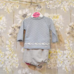 ropa de punto niño 15