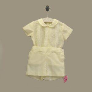 ropa bautizo niño 4