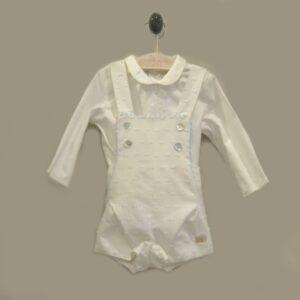 ropa bautizo niño 9