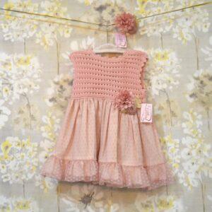 vestido y jubón niña Lolittos