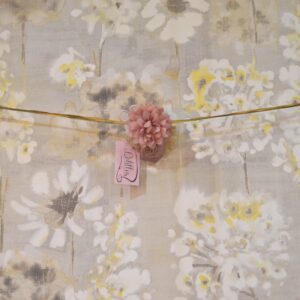 tocado floral lolittos