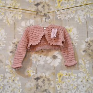 chaqueta niña perle lolittos